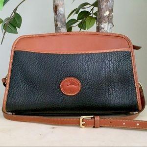 🆕 Dooney & Bourke Vintage Leather Crossbody Bag